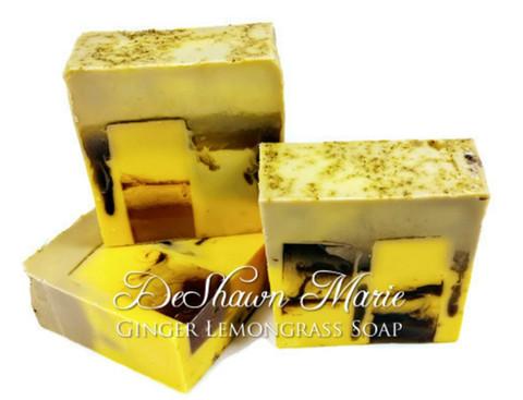 Ginger Lemongrass Soap