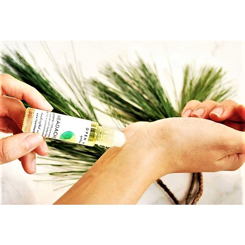 Headache Relief Essential Oil Roll-on