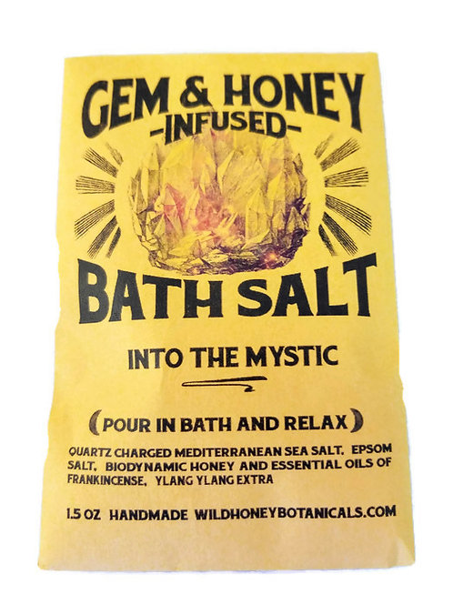 Into the mystic bath salts