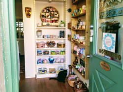 Entrance to our gift shop