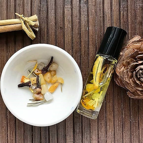 Positivity Aromatherapy Perfume Roller