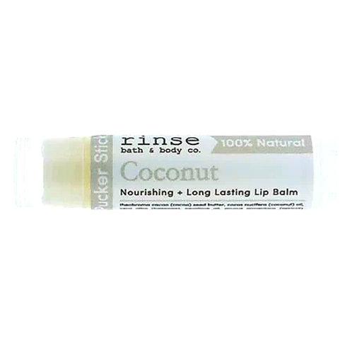Coconut natural lip balm
