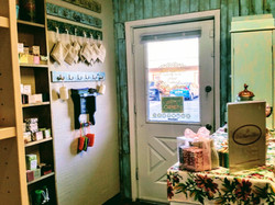 Come on in to our gift shop