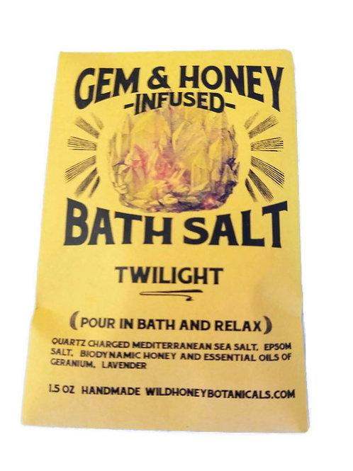 Twilight Bath Salt Packet