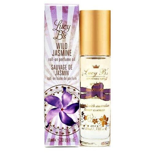 Wild Jasmine Roll On Parfum