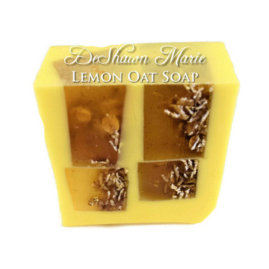 Lemon Oat Soap