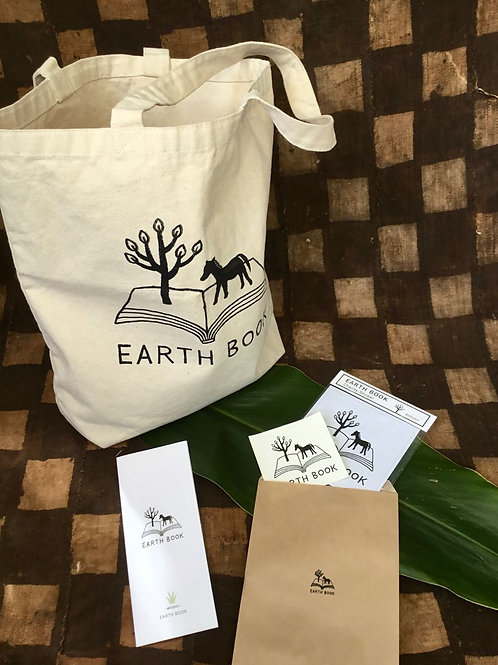 EARTH BOOK 応援GOODSセット