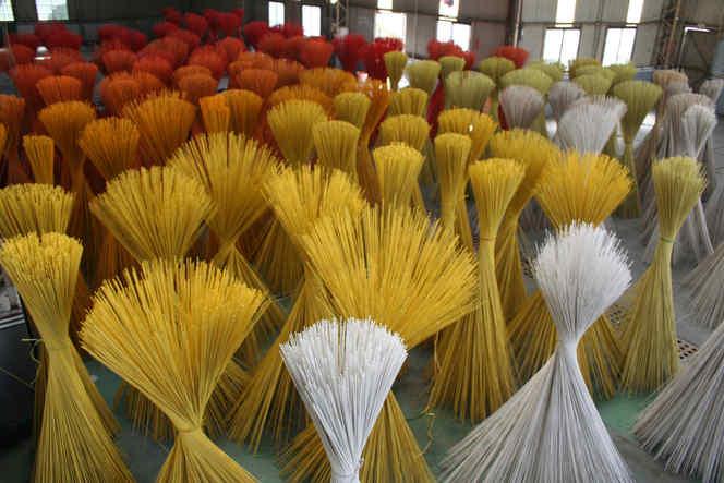 2006  竹裝置 Bamboo Intallstalltion