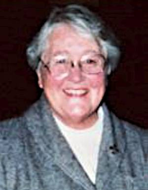 Reverend Elizabeth Alfred