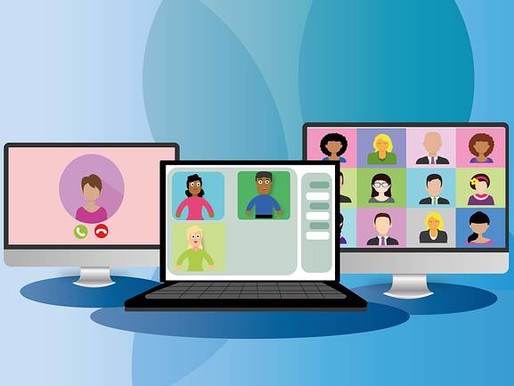From 'snail mail' to video conferencing