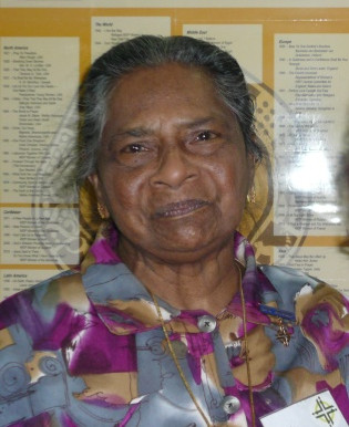 World Day of Prayer and Rathi Selvaratnam
