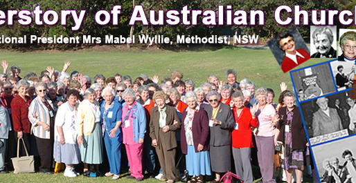 The Herstory of Australian Church Women