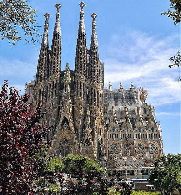 Basílica de la Sagrada Familia, Barcelon
