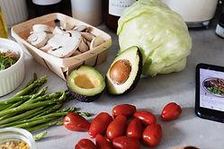 Canva - Fresh vegetables for cooking din