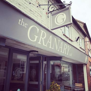 the granary cafe