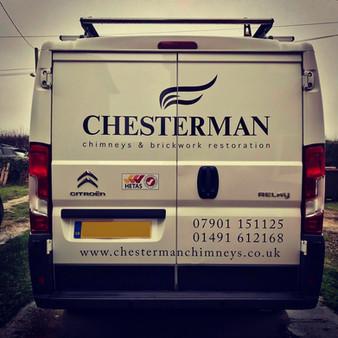 chesterman chimneys