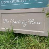 the coaching barn