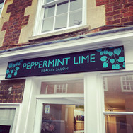 peppermint lime