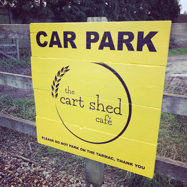 the cart shed cafe