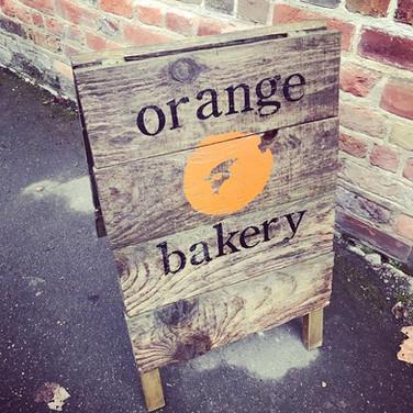 the orange bakery