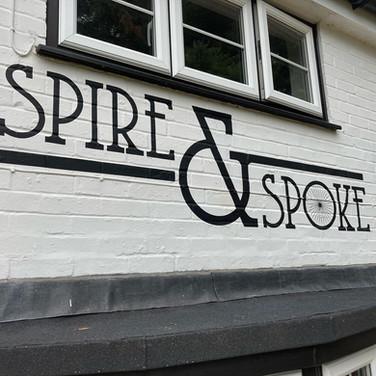 the spire & spoke