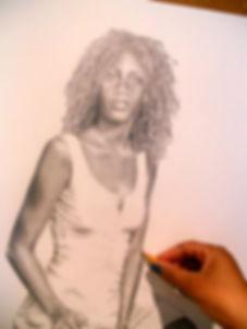 Crayon sur papier, 2015, 50x65 cm