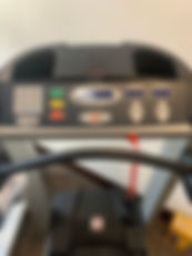 Landice Fitness L7 Pro Sort Trainer Trea