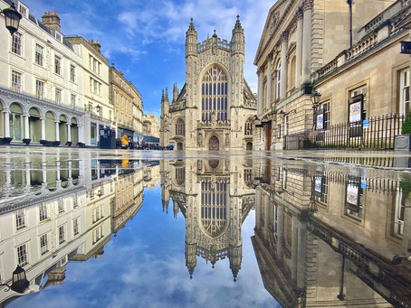 We're finalists in the Bath, Bristol & Somerset Tourism Awards 2020/21!