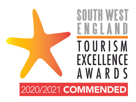 We're proud to be one of only three Bath businesses recognised at regional tourism awards