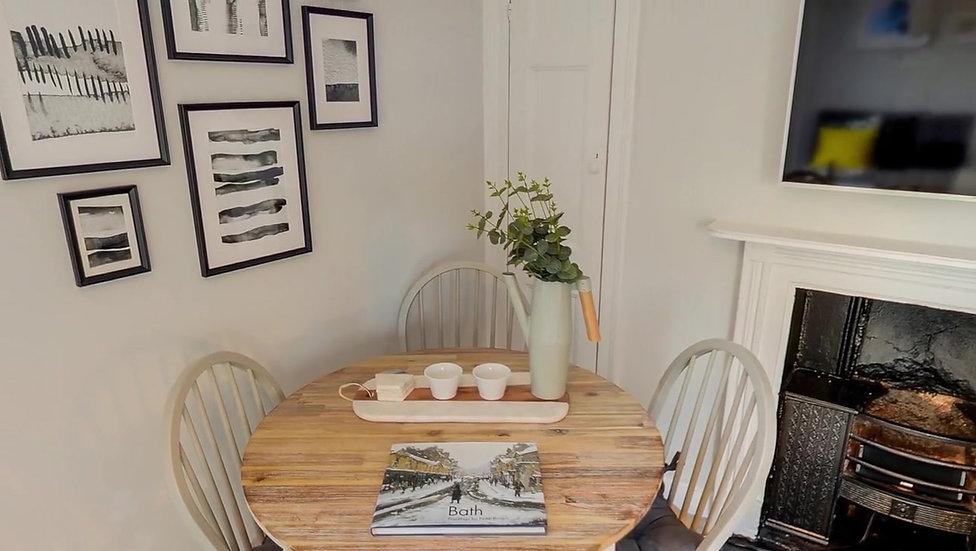 Virtual tour of The Apartment, Bath