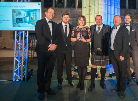 Success at the South West Tourism Excellence Awards!