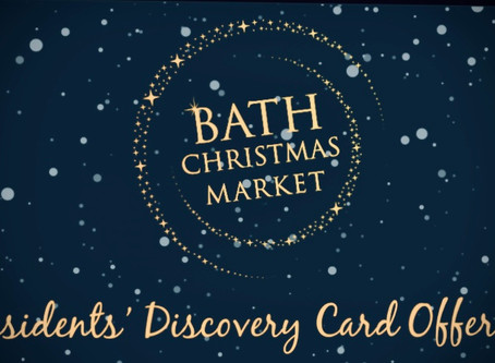 Exclusive Christmas Market offers for Bath and North East Somerset residents