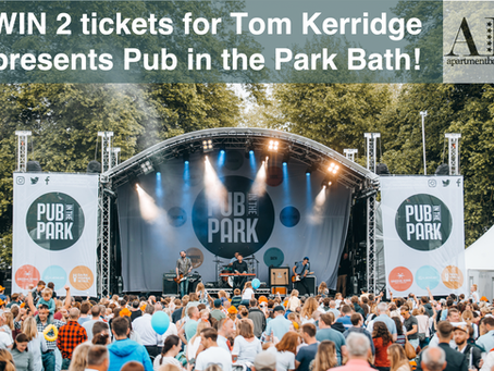 Win a pair of tickets to Pub in the Park in Bath!