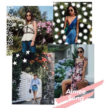 SPOTLIGHT + STYLE: AIMEE SONG