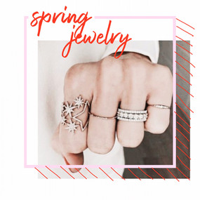 MY JEWELRY IT LIST FOR SPRING- UNDER $100