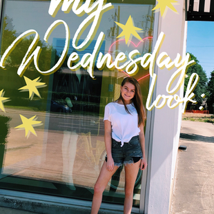 MY WEDNESDAY OUTFIT DIARY