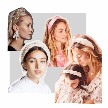 THE HEADBAND CRAZE