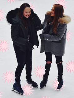 Eliana and I -New York City, December 2018