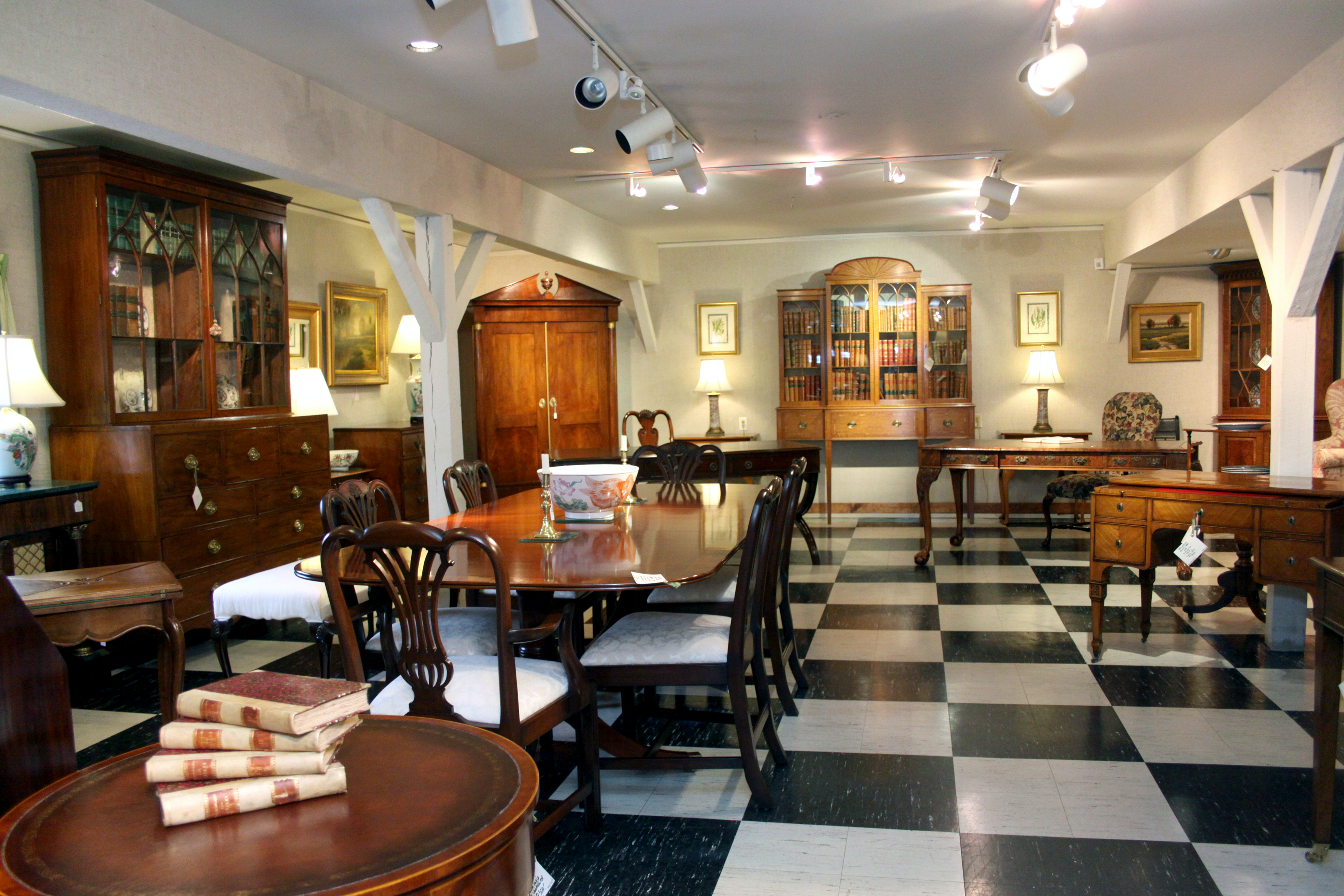 Mill House Antiques Showroom