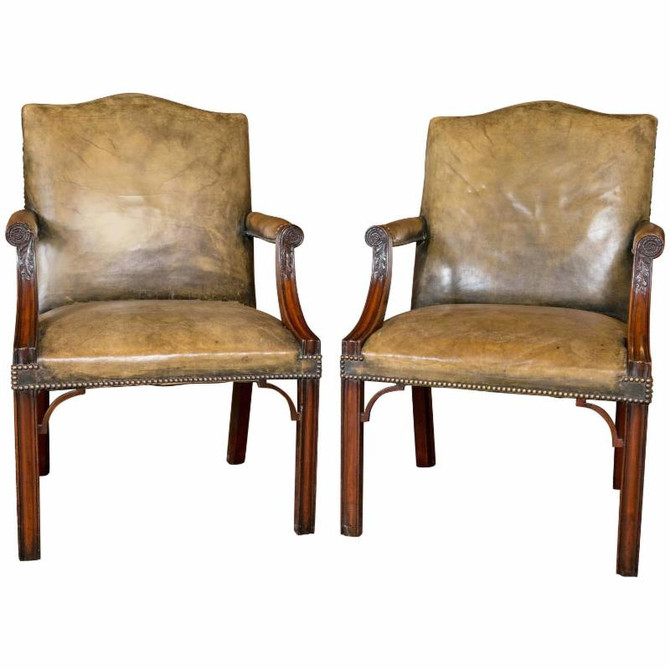 Did you know that the Gainsborough chair is supposedly named after a British artist and portraitist?