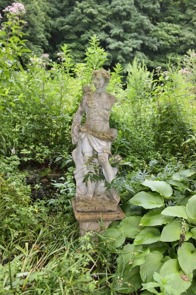 Mill House Antiques Garden Statue