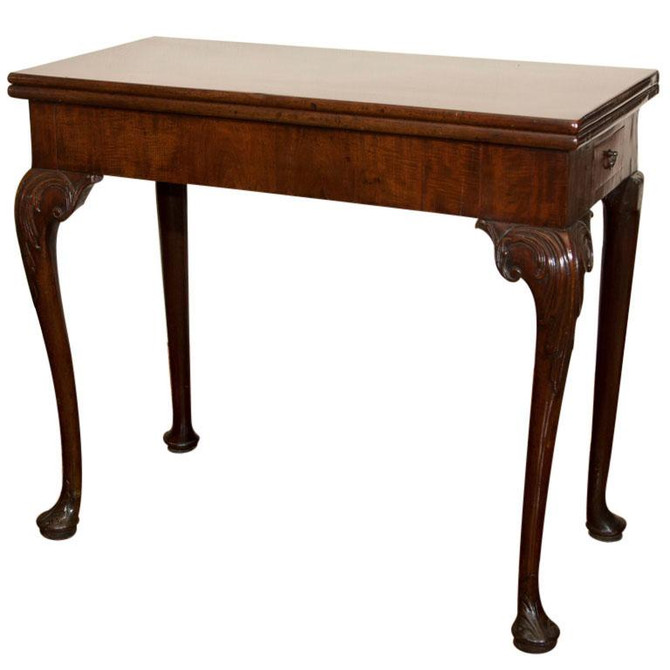 Do you know the difference between a tea table and a game table?
