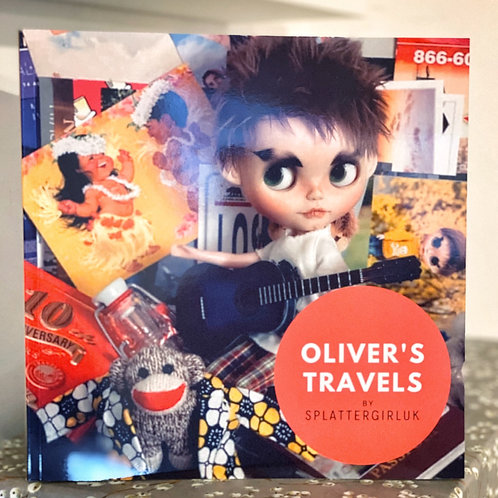 Oliver's Travels photobook