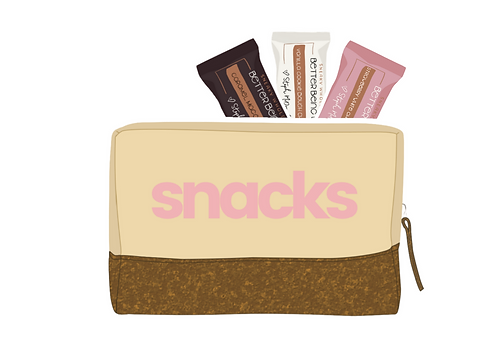 The Better Being Snack Bag