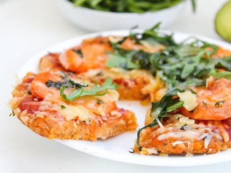 Friday Night Single Serve Pizza