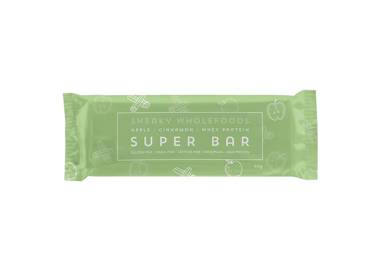 Apple Cinnamon Super Bar 60g