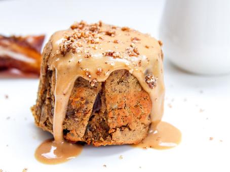 Single Serve Sticky Date & Maple Crunch Pudding