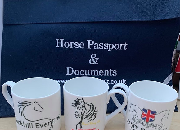 EQB Personalised mugs