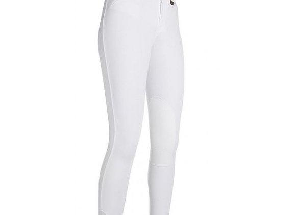 EQBHKM9064 Ladies White breeches