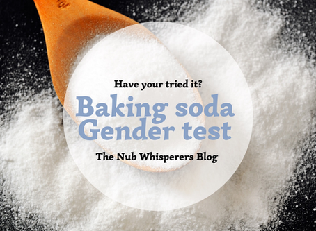 The baking soda gender test